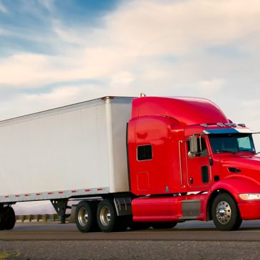 Dry Van Trucking & Shipping benefits
